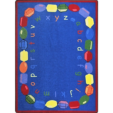 Joy Carpets Baby Beads, 3'10