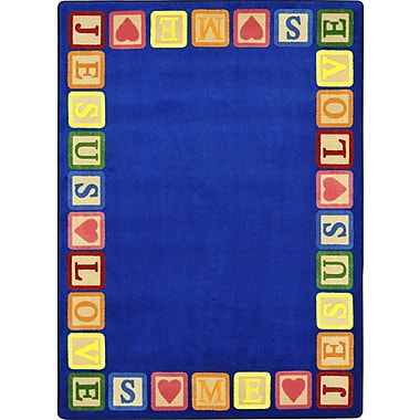 Joy Carpets Blocks of Love, 7'8