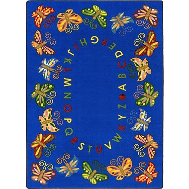 Joy Carpets Butterfly Delight, 10'9