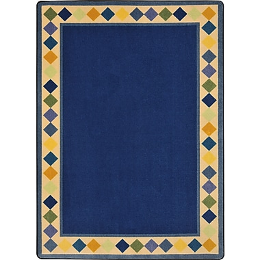 Joy Carpets – Tapis Delightful Diamonds, 10 pi 9 po x 13 pi 2 po, couleurs variées