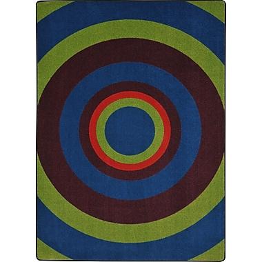 Joy Carpets – Fascine, 10 pi 9 po x 13 pi, Tropiques