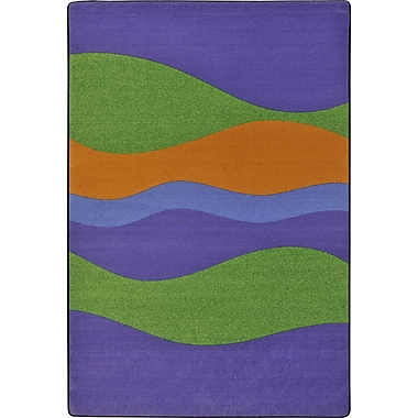 Joy Carpets – Tapis Flow, 5 pi x 7 pi 8 po