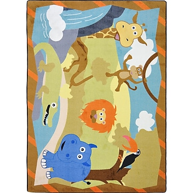 Joy Carpets Jungle Babies, 5