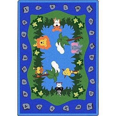 Joy Carpets Jungle Peeps, 7'8