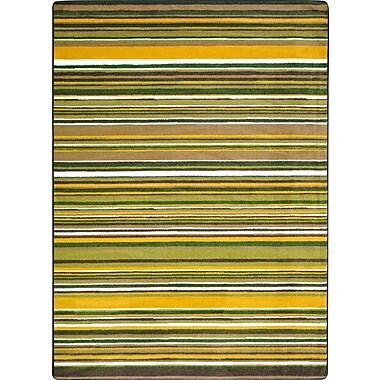 Joy Carpets – Tapis Latitude, 3 pi 10 pi x 5 pi, forêt tropicale