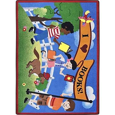 Joy Carpets Library Day, 5