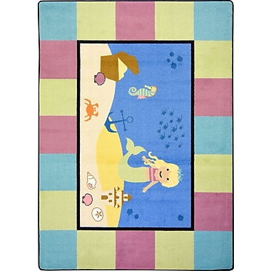 Joy Carpets Lil' Mermaid, 5