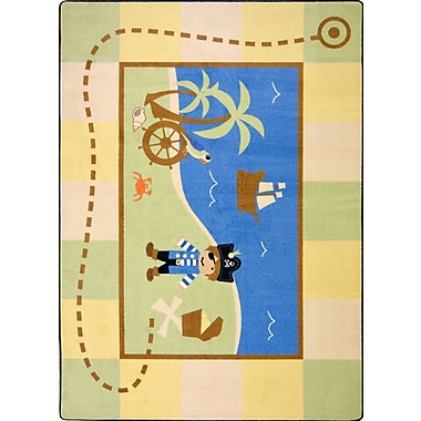 Joy Carpets – Tapis petit pirate, 7 pi 8 po x 10 pi 9 po, multicolore