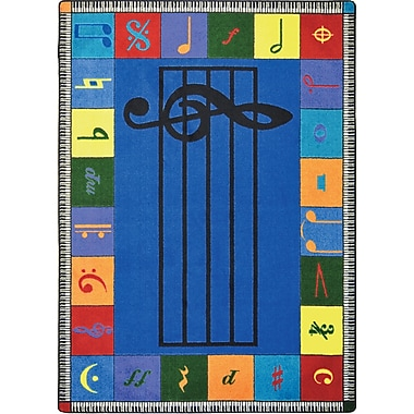 Joy Carpets Note Worthy (Elementary), 5