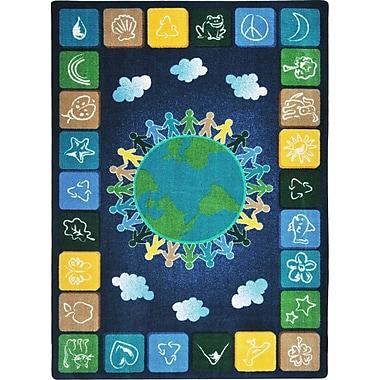 Joy Carpets One World, 10'9