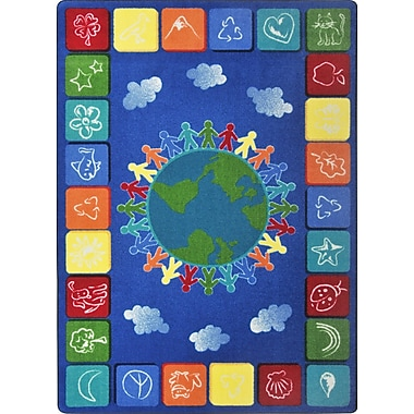 Joy Carpets One World, 5