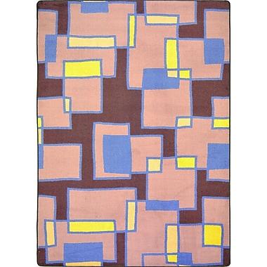 Joy Carpets Outside the Box, 7'8