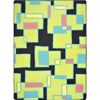 Joy Carpets Outside the Box, 3'10