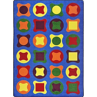 Joy Carpets – Tapis Perfect fit, 7 pi 8 po x 10 pi 9 po, multicolore