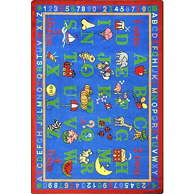 Joy Carpets Phonics Fun, 7'8