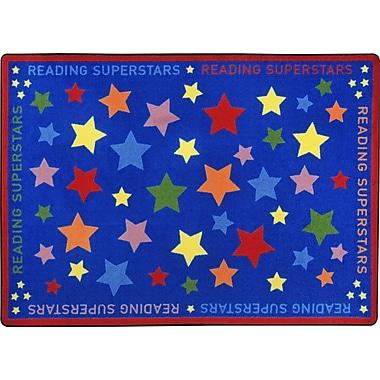 Joy Carpets Reading Superstars, 10'9
