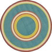 Joy Carpets – Tapis Ripples, 7 pi 7 po