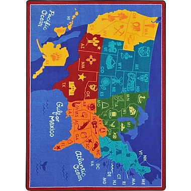 Joy Carpets States of the Nation, 7'8