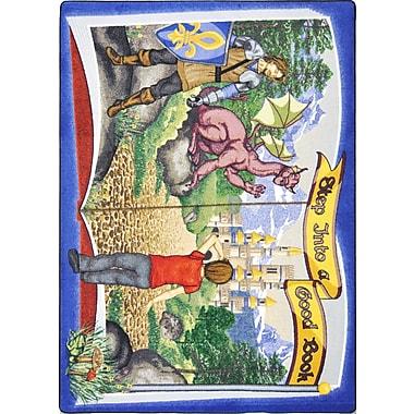 Joy Carpets Step Into A Good Book, 10'9