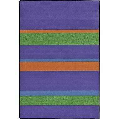 Joy Carpets – Tapis Straight and Narrow, 7 pi 8 po x 10 pi 9 po