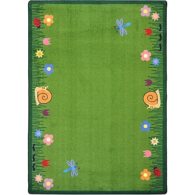 Joy Carpets – Tapis Summer Friends, 10 pi 9 po x 13 po, couleurs variées