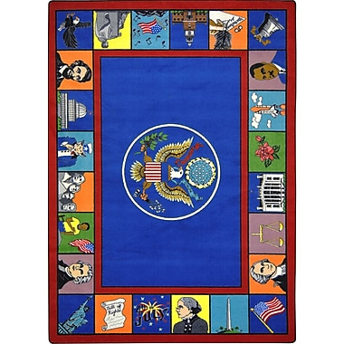 Joy Carpets Symbols of America, 5