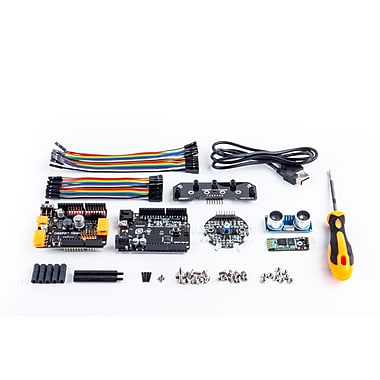 OSEPP Robotic Functional Kit, Arduino Compatible (MECHF-01)