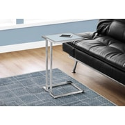Monarch 3219 Accent Table Frosted Tempered Glass