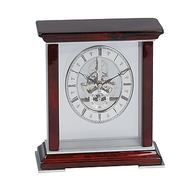 Elegance Mantle Desk Clock