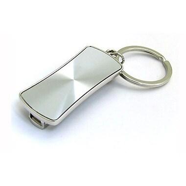 Elegance Rectangular Key Fob with Handbag Holder