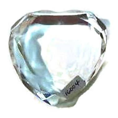 Elegance Heart Shaped Paperweight