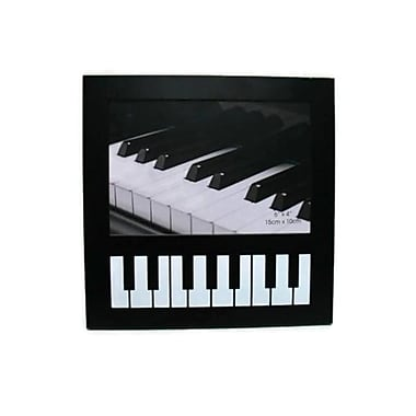 Elegance Piano Photo Frame, 6