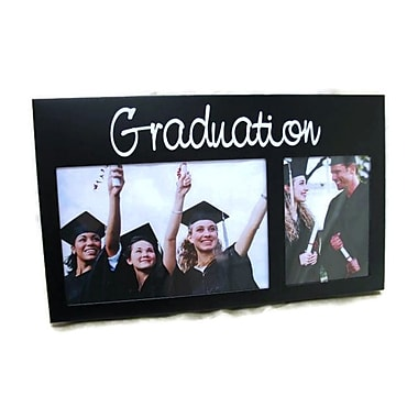 Elegance Graduation Collage Photo Frame