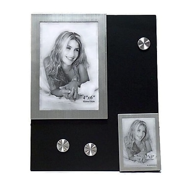 Elegance Magnetic Double Photo Frame