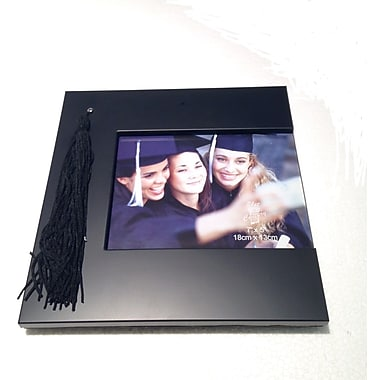 Elegance Graduation Photo Frame, 7 x 5