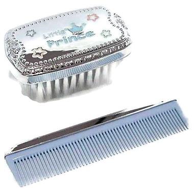 Elegance Little Prince Brush & Comb Set