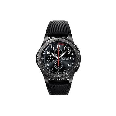 Samsung – Montre connectée Gear S3 Frontier, noir (SM-R760NDAAXAC)