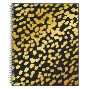 2017-2018 Ashley G for Blue Sky 8.5x11 Planner, Animal Print Black (101394)