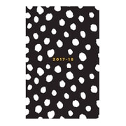 2017-2018 Ashley G for Blue Sky 5x8 Planner, Animal Spot (102804)
