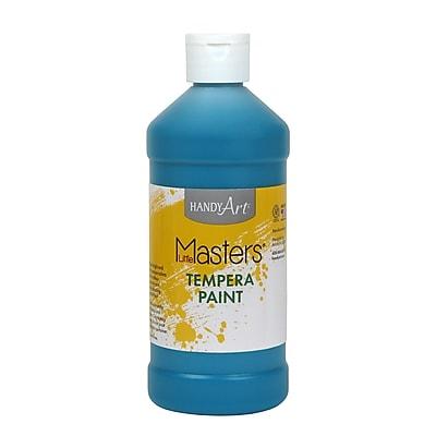 Little Masters® 16 oz. Tempera Paint, Turquoise