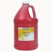 Little Masters  128 oz. Tempera Paint, Red