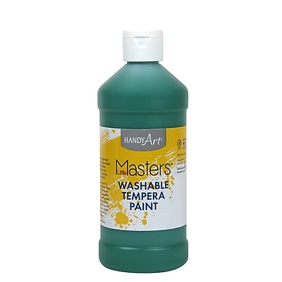 Little Masters® Washable Paint, 16 oz., Green