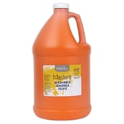 Little Masters  128 oz. Washable Paint, Orange