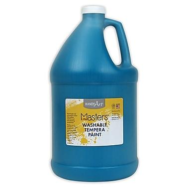 Little Masters® 128 oz. Washable Paint, Turquoise