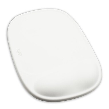 JCPal ComforPad Mouse Pad, White (JCP6023)