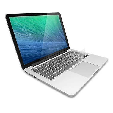 "JCPal FitSkin Clear Keyboard Protector for MacBook Air 13""/MacBook Pro with Retina 13""/15"