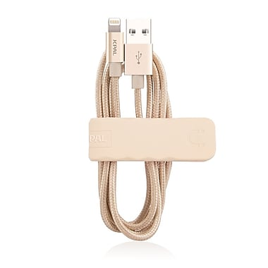 JCPal Braided Lightning Sync & Charge Cable
