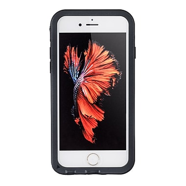 Richbox Extreme Cell Phone Case for iPhone 6 Plus/6S Plus, Black (DAZZLEI6+BLK)