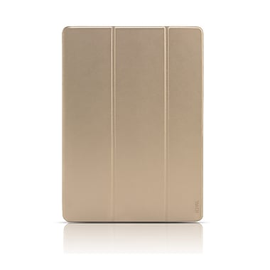 JCPal Casense Folio Case for 2017 / 2018 iPad, Gold