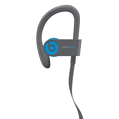 Beats – Ecouteurs sans fil Powerbeats3, bleu flash (MNLX2LL/A)